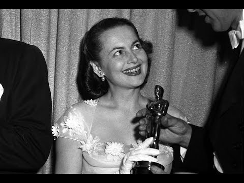 Olivia de Havilland Wins Best Actress: 1950 Oscars