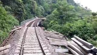 INDIAN RAILWAY-whistling through the tunnels forest