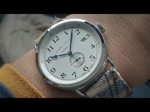 Watch U Strappin' Ep. 111 - Hamilton Khaki Navy Pioneer H78465553