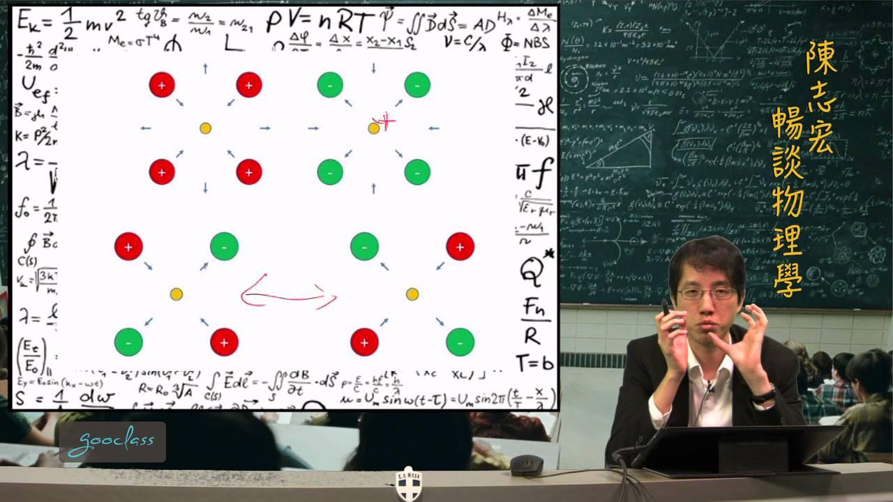 52-1如何利用電與磁困住帶電粒子?《陳志宏暢談物理學》 - YouTube