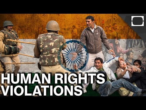 What Are India's Human Rights Violations?