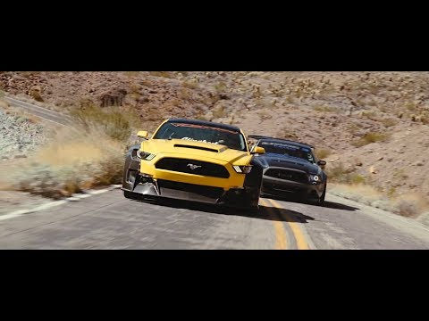 Clinched Widebody Mustang vs BMW M4 | CLINCHED Mustang Widebody