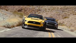homepage tile video photo for Wide Mustang x BMW M4 | DESERTO | Clinched Flares