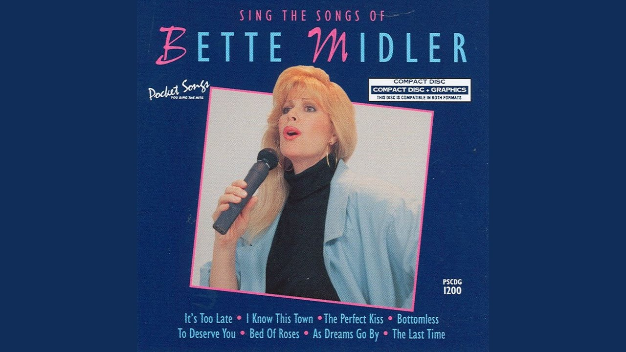 bette midler bottomless