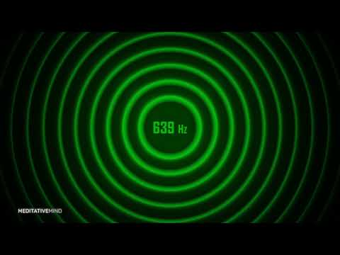 639 Hz | Reconnecting Relationships | Attract Love | Solfeggio Frequency Music | SolfeggioSoundscape