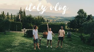 ITALY VLOG // VENICE AND FLORENCE