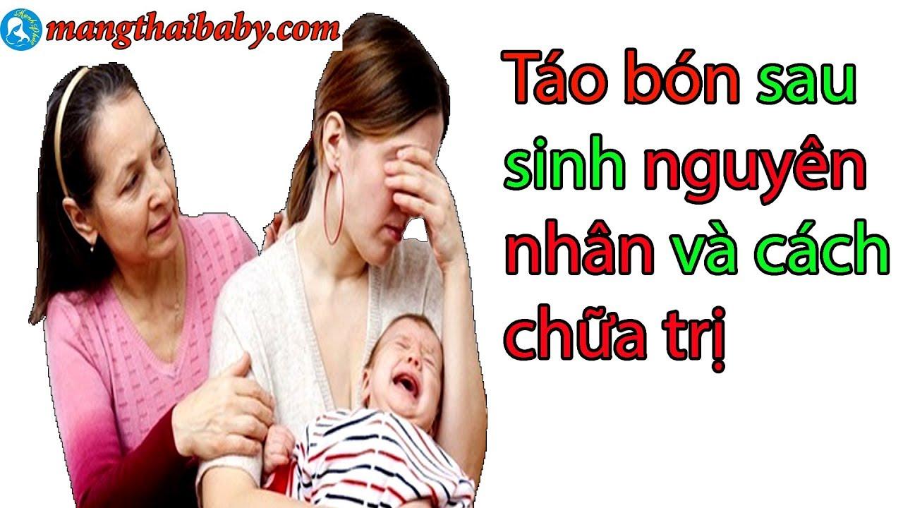 Cách trị táo bón sau sinh cho bà bầu cực hiệu quả   mangthaibaby.com
