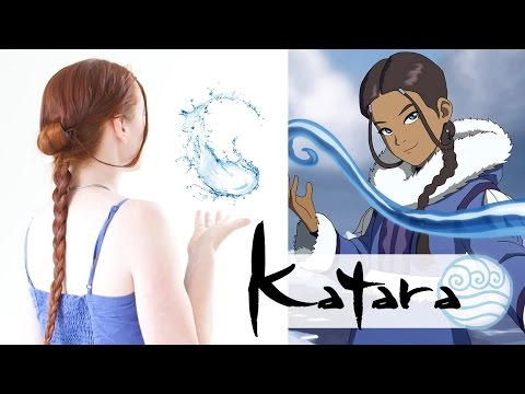 Avatar: The Last Airbender Hair - Katara