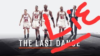 Michael Jordan and  Last Dance Lied To Us | Hard Pass