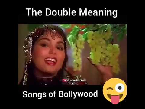 Double Meaning Songs of Bollywood 😉