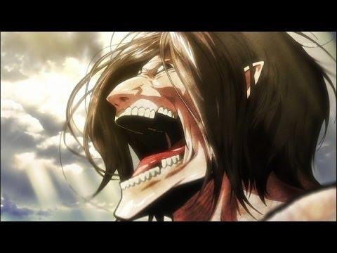 Attack on titans anime episode 1