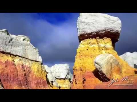 Paint Mines Interpretive Park (480p) - Calhan, CO by John Marino, Professional Photographer