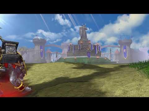 Прохождение WarCraft III: Reforged - [69] - Основание Дуротара - Терамор