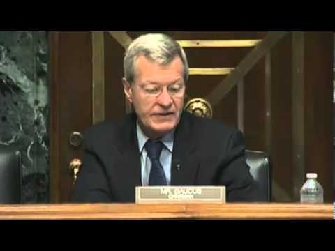 United States Senate Committee on Finance - Hearing on the IRS  05212013