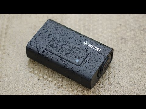 The Nautilus Review -  A Waterproof WiFi Mini Camera