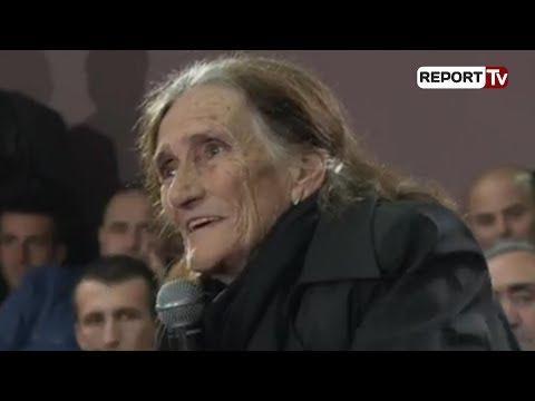 Report TV - E moshuara e lë pa fjalë, Rama:Po të kisha njohur,do të bëja deputete