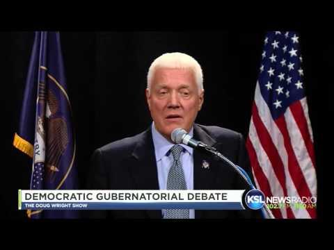 Democratic gubernatorial debate, part 2