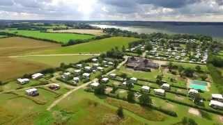 Hjarbæk Fjord Camping - Danmap DroneFIlm