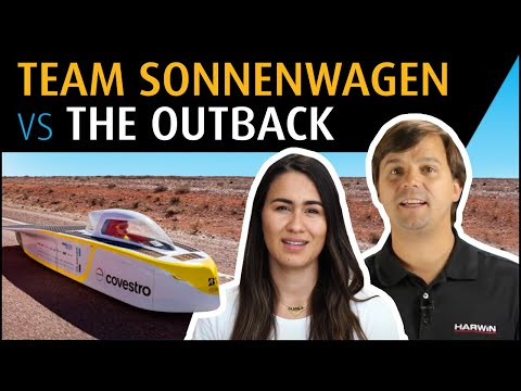 Interconnect Guru: Interviews Team Sonnenwagen as they prep for a race across the Australian outback