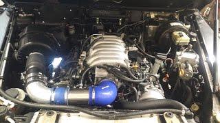 Гелендваген переСВАП V8 4.3литра 3uz-fe 290л.с. (Немецкий УАЗик)