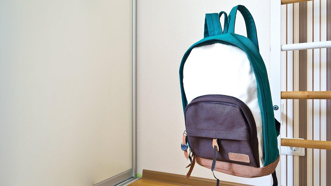 Дизайнерские кожаные рюкзаки Kokosina Small Backpack - www .