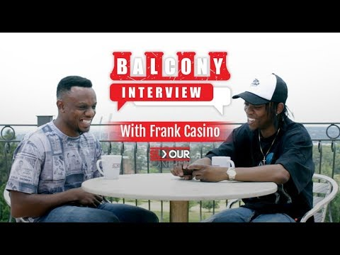 #BalconyInterview: Frank Casino Talks Meeting Dj Speedsta, Riky Rick, A$AP Ferg x Being Shy