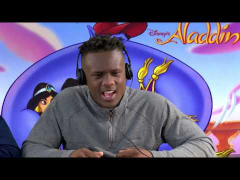 PHS Students Karaoke Aladdin