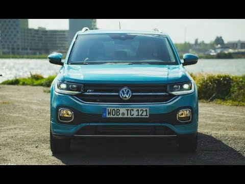 2019 Volkswagen T-Cross First Look / Vw's Smallest SUV Ever