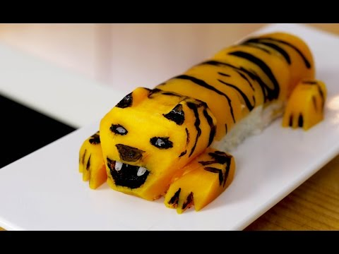 Download Tiger Sushi Roll Recipe Screenshots