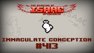 Binding of Isaac: Afterbirth Item guide - Immaculate Conception
