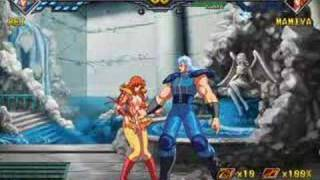 Hokuto No Ken all Fatal KO's and full Opening / Intro