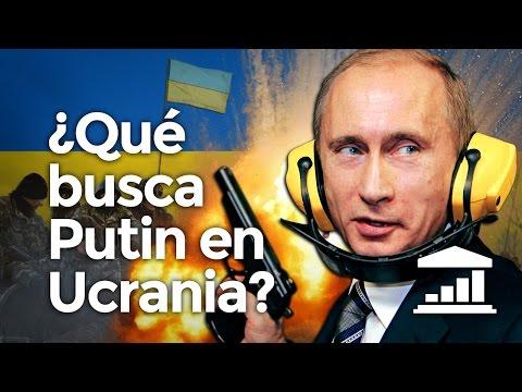¿Piensa PUTIN en invadir UCRANIA? - VisualPolitik