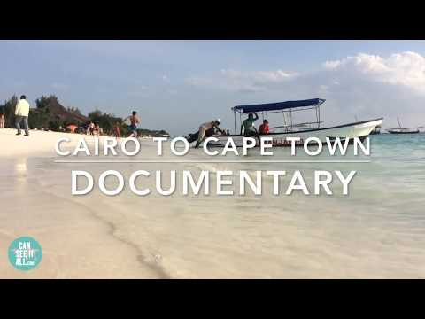 Cairo to Cape Town Advert
