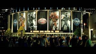 Живая сталь  Русский трейлер  2011   HD
