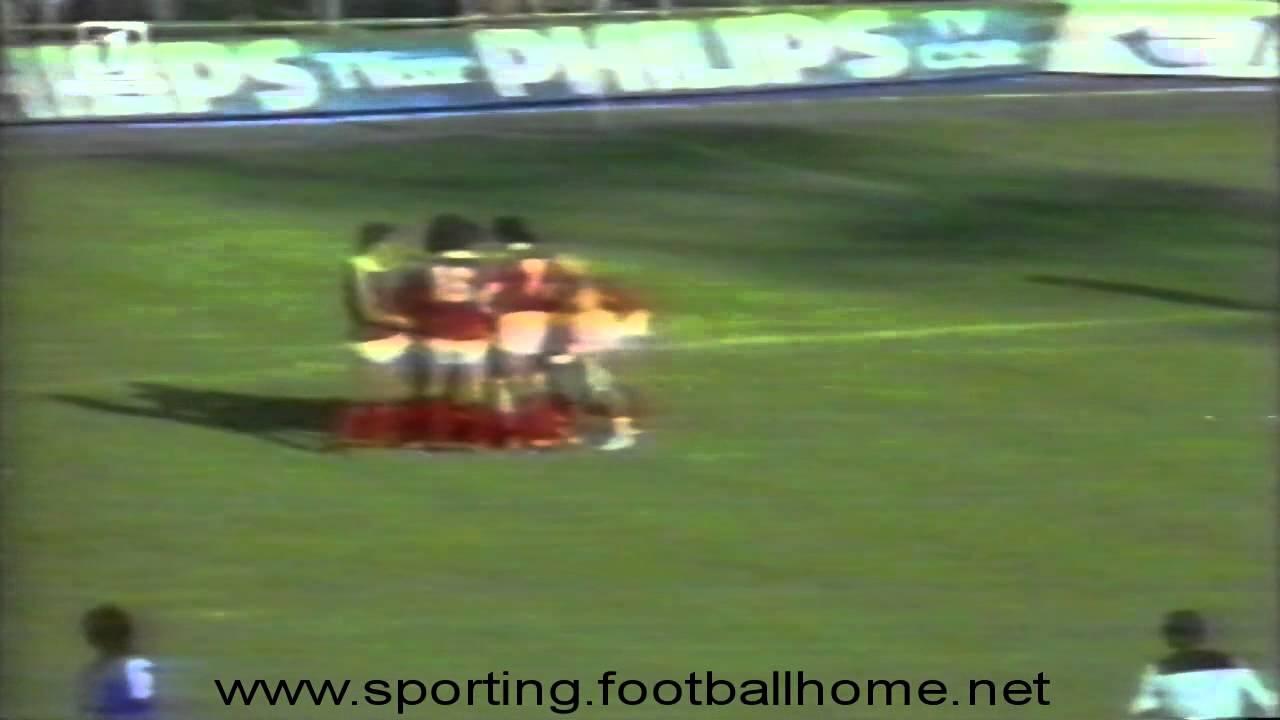 Best Goal Ever (3 tunnels) - António Nogueira (Portugal - 2 x Espanha - 0)  1981 / Melhor Golo