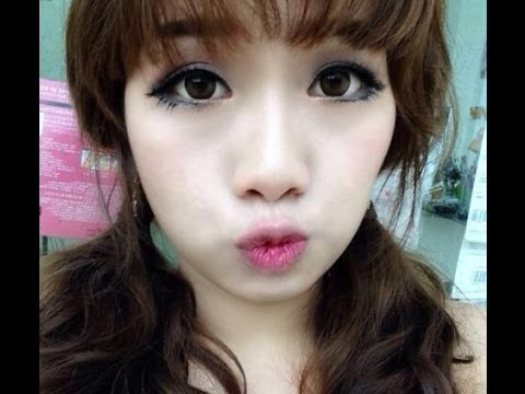 BabyDoll make up (trang điểm như búp bê)