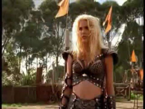 XENA AND GABRIELLE - I BELIEVE I CAN FLY