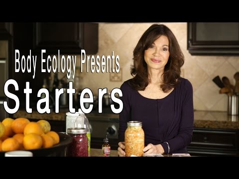 Body Ecology Culture Starters Products