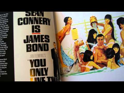 James Bond 50 Years of Movie Posters (Book Preview)