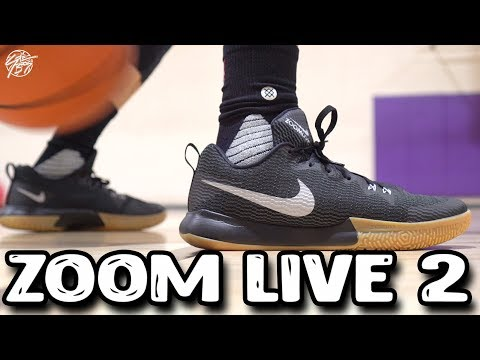 Nike Zoom Live 2 Performance Review!