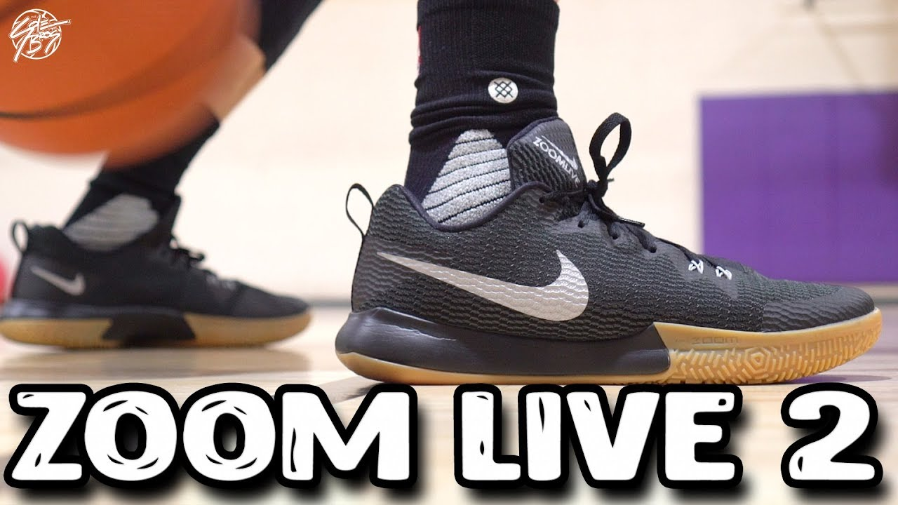 Nike Zoom Live 2 2 Live Performance Review!Youtube b7ef19