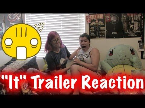 It Trailer Reaction