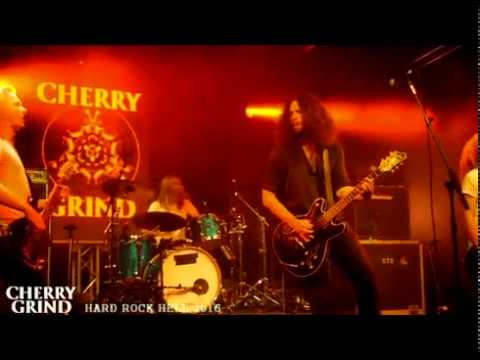 Cherry Grind - The Gap (Hard Rock Hell X - UK)