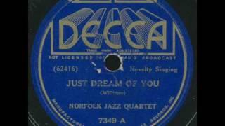 Norfolk Jazz Quartet - Just dream of you