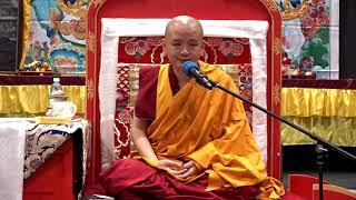 Кунделинг Ринпоче. Наставления по медитации. Часть 2