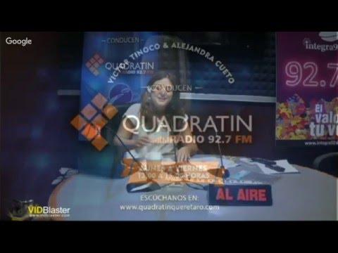 Quadratin Radio 30 marzo 2016