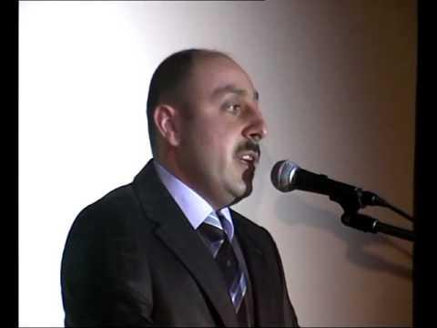 Mehmet Nuri Parmaksız-Ankara Şahin Sevin Okulu Şiir Dinletisi 2007