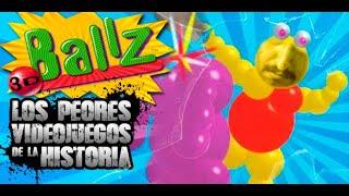 Los PEORES videojuegos de la historia: Ballz 3D