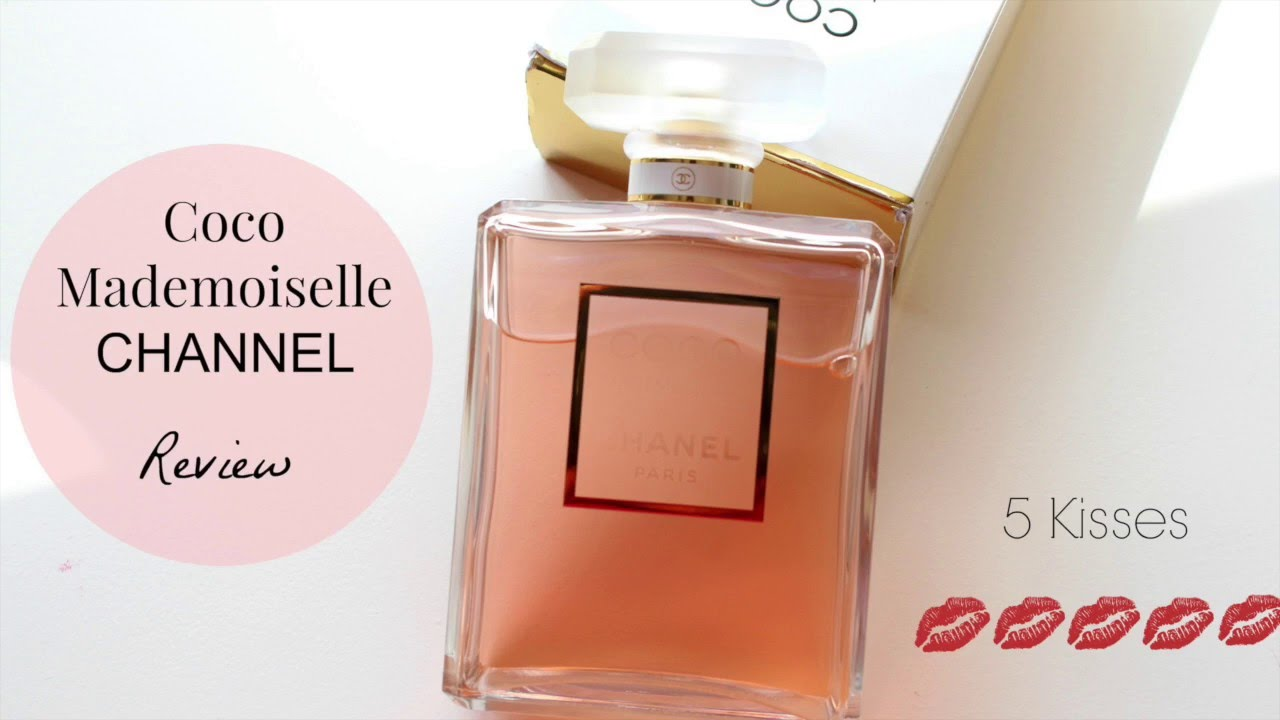 Review Perfume Coco Mademoiselle De Chanel Youtube