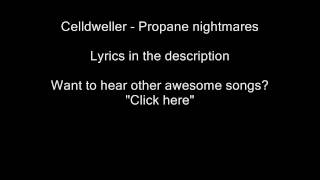 Pendulum - Propane nightmares (Celldweller Remix) (with lyrics)